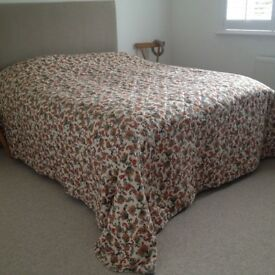 Immaculate made to measure Crowson Bedcover