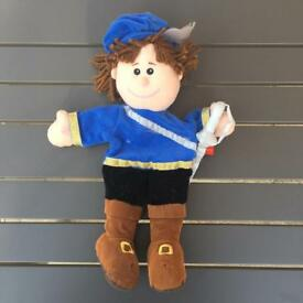 Tellatale hand puppet - Prince