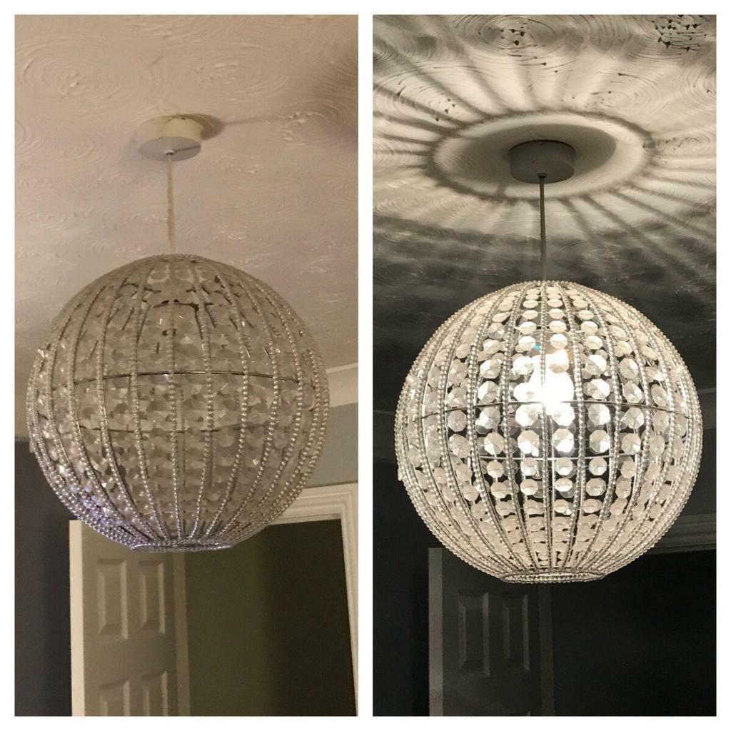 Ceiling Lamp Next: In Seaton Delaval, Tyne And