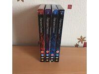 The Vampire Diaries Seasons 1 - 4 (DVD Box Sets)
