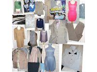 JOBLOT/WHOLESALE brand new ex-boutique clothes, over 100 items