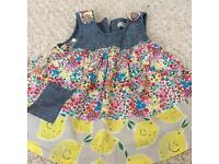 Baby Girls Clothing Bundle Next / Gap/ M&S Age 1.5 - 2 / 18-24 Months