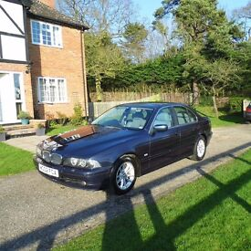 BMW 530D SE AUTO, MOT until Jan 2018. Full leather, great car to drive