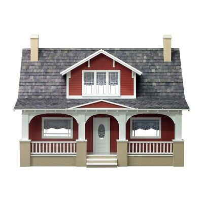 Real Good Toys Classic Bungalow Dollhouse Kit Real Good Toys Dollhouses