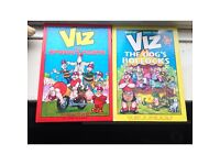 Viz adult book/comics which come in immaculate condition can be posted, adult content
