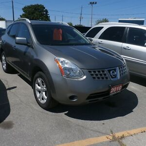 2010 Nissan Rogue SL All Wheel Drive