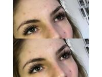 Eyelash extensions technician covering Surrey and South East London