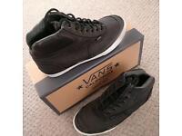Vans Black High Tops Shoes