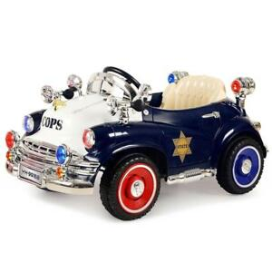 Kids Ride On Car 6V Battery Powered Classic RC Remote control w/Opening Doors - BRAND NEW - FREE SHIPPING