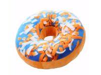 Plush Pillow Stuffed Donut Sweet Cushion