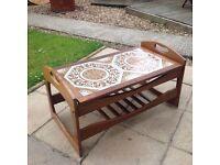 Stylish retro Gplan coffee table