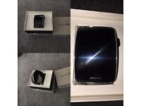 Samsung gear s in blue black