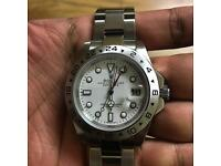 Rolex Explorer 2 Oyster Perpetual Date mens watch