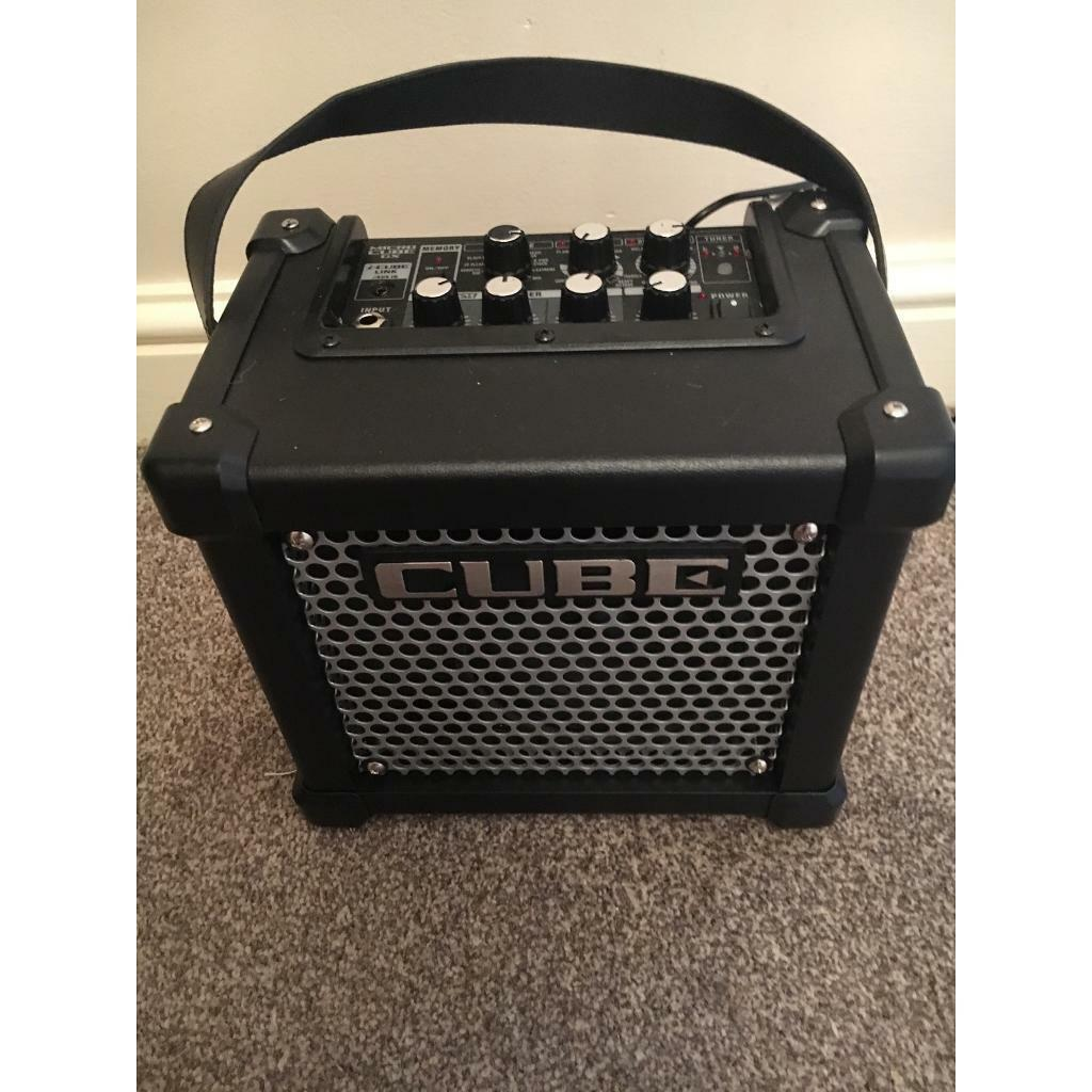 new images of detailing speical offer Roland micro cube GX guitar amp   in Norwich, Norfolk   Gumtree