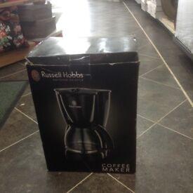 Russell Hobbs coffee maker