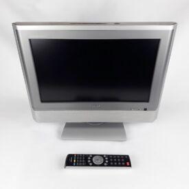 "Toshiba Integrated Digital LCD TV 17"" Remote Controll"