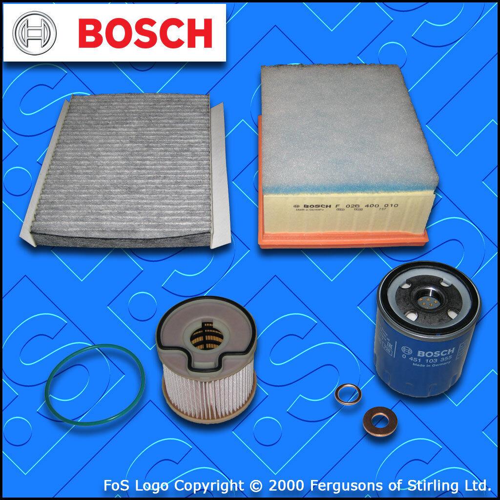 Bosch Carbon Cabin Pollen Filter Citroen Xsara Picasso N68 1999-On MPV Service