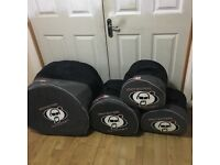 """22"""" Fusion Set of Protection Racket Nutcases"""
