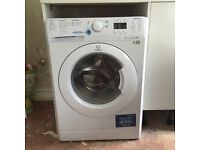 Indesit Innex washing machine 8kg load 1600 spin/A++ rated