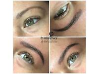 Microblading offer, lash extension , and lash lift (LVL)