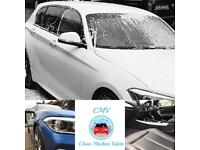 Mobile valeting service