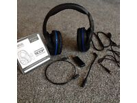Turtlebeach stealth 500P wireless headset for PS4