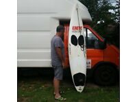 BOAT....Paddle board surf board wind surfer