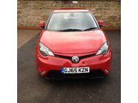 MG3 Style LUX,In virtually as new condition,had it's first 15K service, Leather, bluetooth etc.