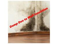 Cavity Wall Insulation Damp Claim Surveyour