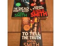 Anna smith book bundle