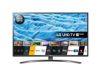 """55"""" LG TV for spares or repairs"""
