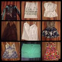 Brand name clothing for sale $10.00 each! Make me an offer!!!