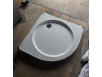 Van Marke Pro quarter shower tray 900x900