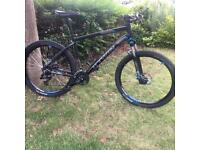 Lovely Btwin 520 650b mountain bike many brand new parts