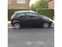Fiesta tdci 2003 bargain at only £550 Ono