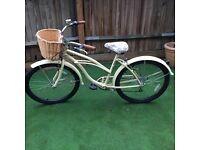 "Ladies 26"" Beach cruiser bicycle bike"