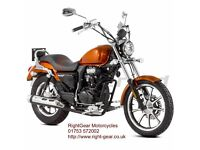 *Brand New* 66 plate Lexmoto Michigan 125. Harley style . Free delivery, Warranty, Part-ex