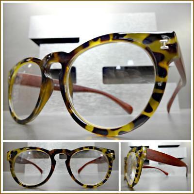 Classy Elegant Vintage Retro Style READING EYE GLASSES READERS Tortoise (Classy Reading Glasses)