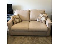 Alstons Geneva 2 seater sofa/sofa bed (with mattress)