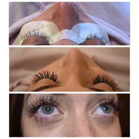 Eyelash Extensions, Classic and Volume - Beckenham