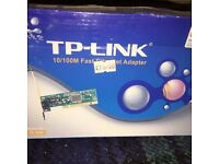 TP-Link PCI Express Gigabit Ethernet NETWORK Adapter CARD PCIE