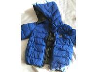 Armani baby coat