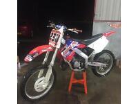 2001 Honda cr 125