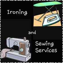 Ironing and Sewing Services by Melissa Clarke Midvale Mundaring Area Preview