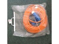 Caravan power cable