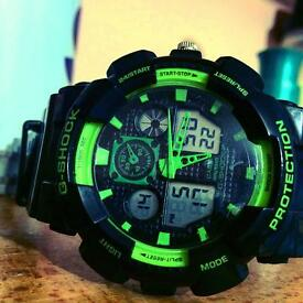 Casio G-SHOCK Water Resist