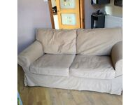 IKEA two seater sofa