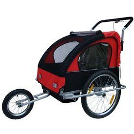 Children Bike Trolley and Rear child bike