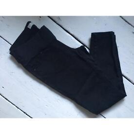 Topshop Maternity Jamie Jeans, Size 8