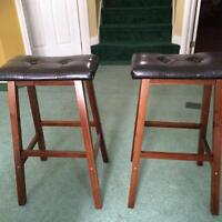 Stools $ 40.00 for pair